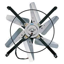 PERMA-COOL #19117 18in HP Electric Fan