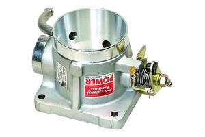 PROFESSIONAL PRODUCTS #69203 65mm Throttle Body - 83-93 Mustang - Satin