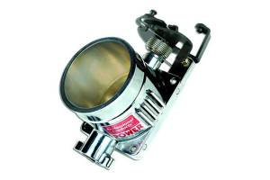 PROFESSIONAL PRODUCTS #69220 70mm Throttle Body - 96-Up Mustang - Polished