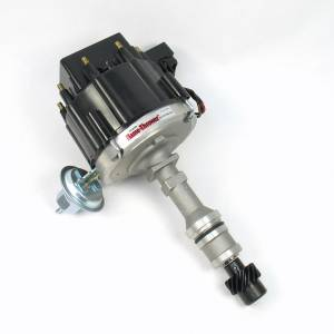 PERTRONIX IGNITION #D1100 Olds V8 HEI Distributor w/Black Cap