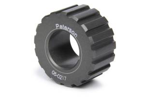 PETERSON FLUID #05-0217 Crank Pulley Gilmer 17T
