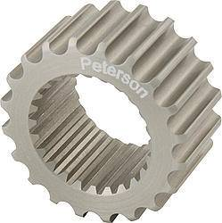 PETERSON FLUID #06-1219 HTD Pulley 19 Tooth Spline Drive
