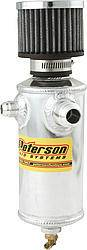 PETERSON FLUID #08-0410 Remote Breather Can W/2 Fittings