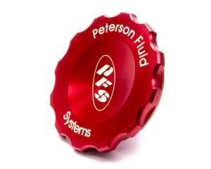 PETERSON FLUID #08-0622 Billet Filler Cap 3in -12 Thread