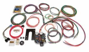 Wiring Harness CJ2-5Jeep w/Thru Firewall Grommet