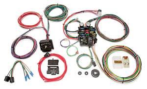 Wiring Harness CJ6 7Jeep w/Keyed Column&Bulkhead