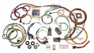 PAINLESS WIRING #20120 1964-66 Mustang Chassis Harness 22 Circuits