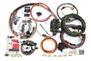 PAINLESS WIRING #20128 1968 Chevelle Wiring Harness 26 Circuit