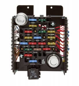 PAINLESS WIRING #30003 18 Circuit Fuse Center