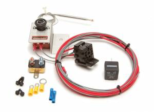 PAINLESS WIRING #30104 Adjustable Fan Thermo. w/Relay