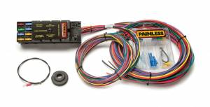 PAINLESS WIRING #50001 10 Circuit Race Harness