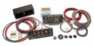 PAINLESS WIRING #50005 10 Circuit Race Car Wiring Harness