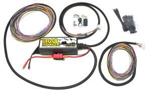 PAINLESS WIRING #57005 Trail Rocker Kit 07-15 Wrangler JK w/o Switches