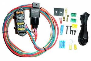 PAINLESS WIRING #70114 3 Circuit HD High Amp Single 70 Amp Relay