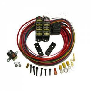 PAINLESS WIRING #70117 7 Circuit Auxiliary Fuse Block