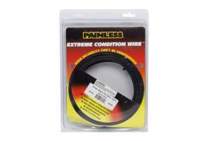 PAINLESS WIRING #70701 10 Gauge Black TXL Wire  25 Ft.