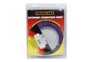 PAINLESS WIRING #70812 14 Gauge Purple TXL Wire 50 Ft.