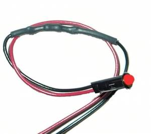 PAINLESS WIRING #80201 1/8in Red Dash Light