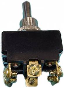 PAINLESS WIRING #80514 20 Amp Toggle Switch On/Off/On