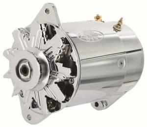 POWERMASTER #182111-2 PowerGEN GM Chrome Short 90A 12V w/Lamp Term