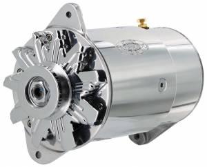POWERMASTER #282051 Power Generator 90 Amps GM Long - Polished