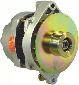 POWERMASTER #47805 200amp Alternator GM CS 144 Style Natural Finish