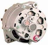 POWERMASTER #7102 GM 70 Amp Alternator Delco Early Sty. Ext Reg