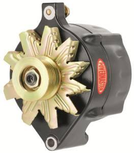 POWERMASTER #8-57140 Ford 150 Amp Alternator Black