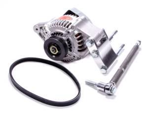 POWERMASTER #8-802 High Mount Racing Alternator Kit