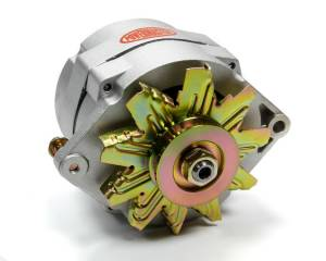 POWERMASTER #8003 GM 12SI Alternator- 80 Amps w/1V pulleylley