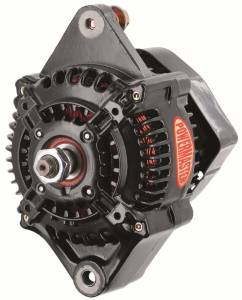 POWERMASTER #8136 Denso Race Alternator 100amp 1-Wire 16 Volt
