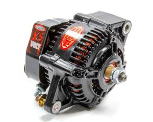 POWERMASTER #8138 Alternator 100 Amp Denso Race XS Volt w/o Pulley