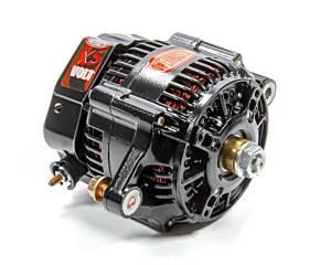 POWERMASTER #8148 Denso 150amp Racing 1 Wire Alternator XS Vol