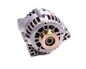 POWERMASTER #8206 GM CS130D Alternator 120 Amps- w/6G Serp Pulley