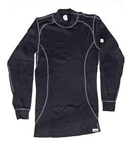 PXP RACEWEAR #18114 Underwear Top Sport Cut Black Large