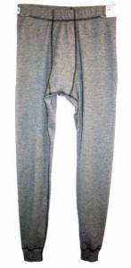 PXP RACEWEAR #222 Underwear Bottom Grey Small
