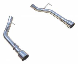 PYPES PERFORMANCE EXHAUST #SFM62SS 05-10 Mustang Axle Back Exhaust Kit