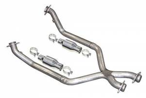 PYPES PERFORMANCE EXHAUST #XFM30 79-95 Mustang 5.0L XPipe