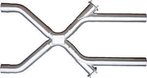 Universal X-Pipe 3in X-Change w/Dumps