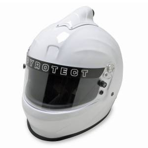 PYROTECT #8005005 Helmet White X-Large Top Air Pro Sport SA2015