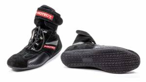 PYROTECT #X48105 Shoe High Top Size 10.5 Black SFI-5* Special Deal Call 1-800-603-4359 For Best Price