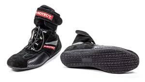 PYROTECT #X48130 Shoe High Top Size 13.0 Black SFI-5