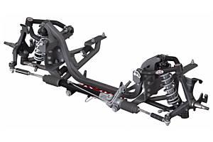 QA1 #52621-D500 Front Suspension Kit Ford F100 65-72 Dbl Adj