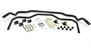 QA1 #52873 Sway Bar Set - F & R 64-72 GM A-Body