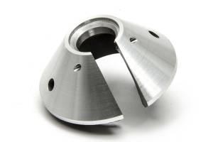 QA1 #9019-121 C/O Spring Cap - 2.500in Cone Drilled