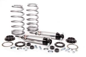 QA1 #GS401-10550A Pro-Coil Front Shock Kit - GM BB Cars