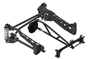 QA1 #R232-200 Rear Suspension GM C10 73-87 Single Dbl. Med