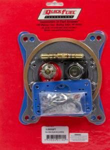 QUICK FUEL TECHNOLOGY #3-2003QFT Carb Rebuild Kit w/Non- Stick Gaskets 4223/4224