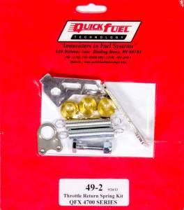 QUICK FUEL TECHNOLOGY #49-2QFT Throttle Return Spring Kit - QFX Carbs