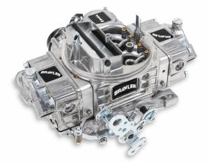 QUICK FUEL TECHNOLOGY #BR-67253 570CFM Carburetor - Brawler HR-Series
